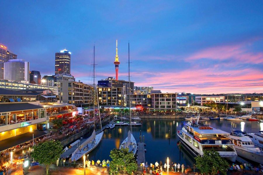 Australia, Nueva Zelanda y Polinesia