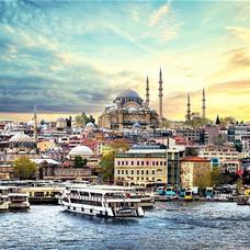 Una ciudad entre dos continentes