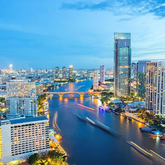 Bangkok y Norte de Tailandia