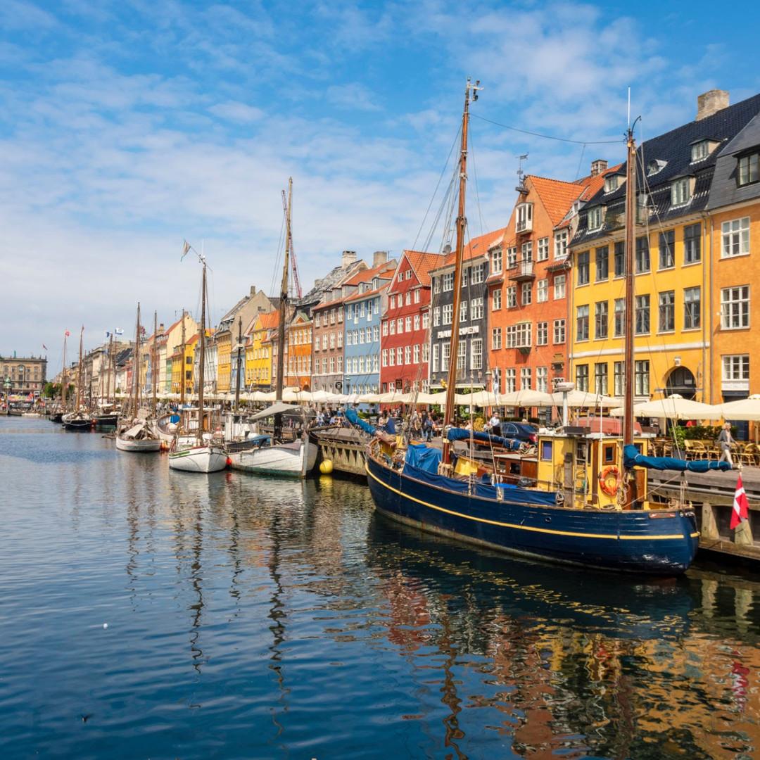 Noruega, Suecia, Dinamarca e Islandia