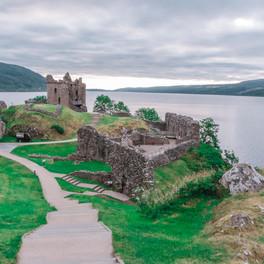 Lo mejor de Inglaterra y Escocia