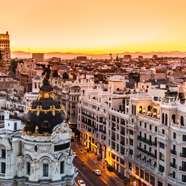 Encanto del Mediterráneo Español, Italiano y Francés