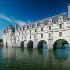 Valle de Loire y sus famosos castillos