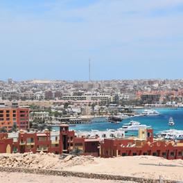 Extensión a Hurghada