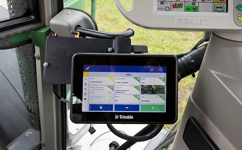 Trimble GFX 350 Display System