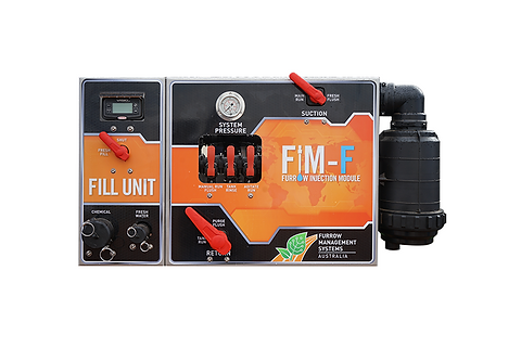 FIM-F Furrow Injection Module with Full Unit