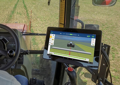 Trimble GFX 750 Display System