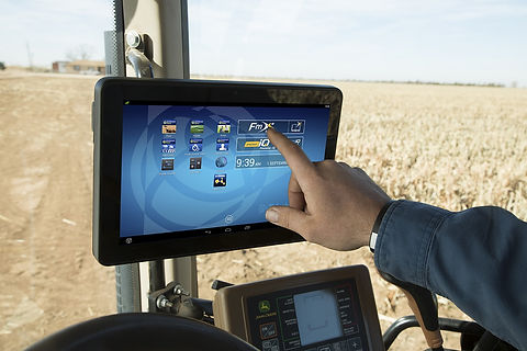 Trimble TMX 2050 Display System