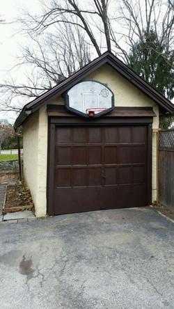Garage Door - AFTER