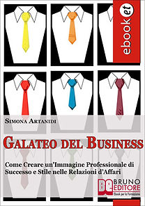 Galateo del Business, Simona Artanidi