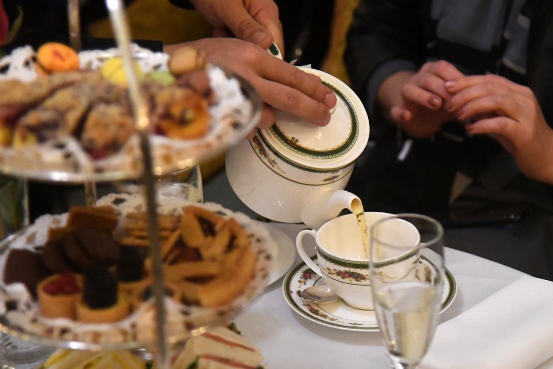 Etiquette Tea Hour