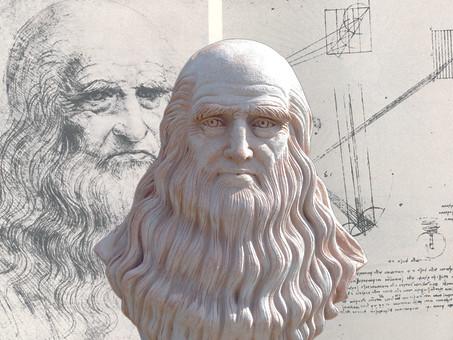 A tavola con la storia: il tovagliolo, invenzione incompresa di Leonardo da Vinci
