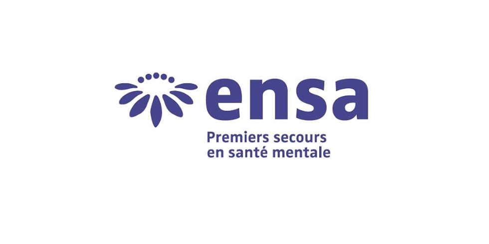 Cours de premiers secours en santé mentale ensa - 7 modules en ligne