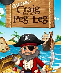 Captain Craig with the Peg Leg