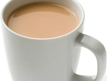 Tea Again.