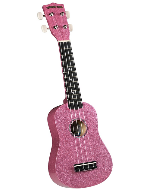Diamond Head DU-140 Hot Rod Series - Bubblegum Pink