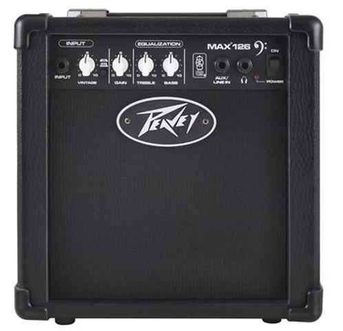 MAX® 126 10-Watt Bass Amp Combo
