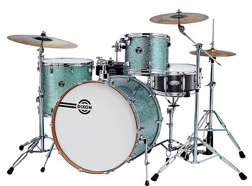Dixon Fuse Profile Maple Drum set w. Hardware & Cymbals