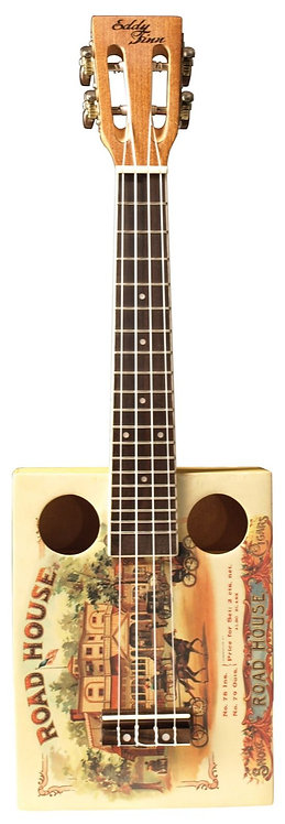 EF-CGBX-1 Roadhouse Cigar Box Ukulele​