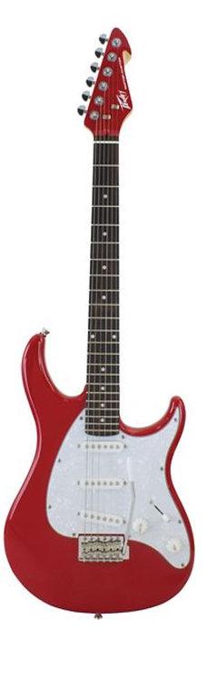 Raptor® Custom Red Electric Guitar