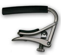 Shubb C3n Standard 12-String Capo Brushed Nickel