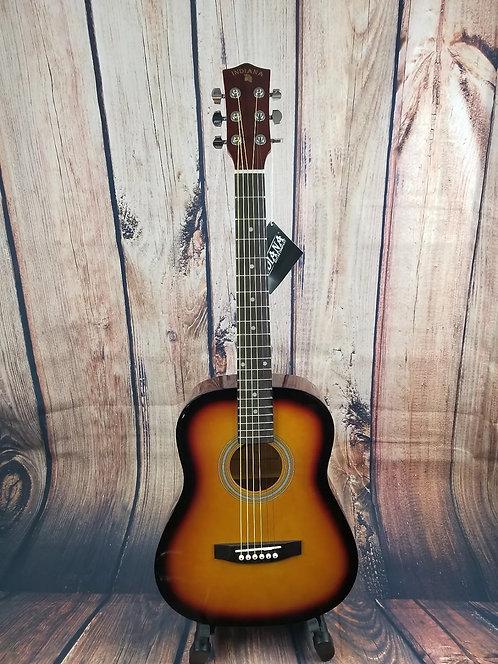 "Indiana Runt 34"" Acoustic Guitar"