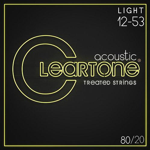 Cleartone Acoustic Guitar Strings