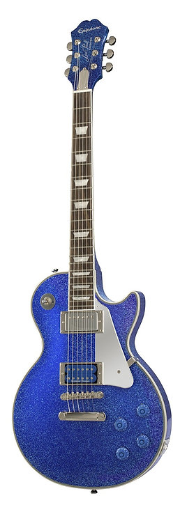 Epiphone Tommy Thayer Electric Blue Les Paul Outfit
