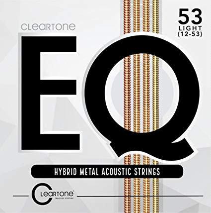 Cleartone EQ Hybrid Acoustic Strings .012