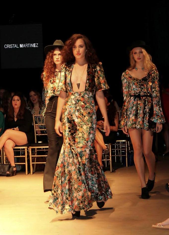 Cristal Martinez F/W 2016