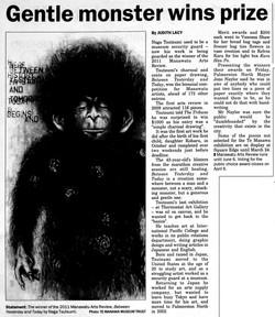 The Tribune Mar 2011