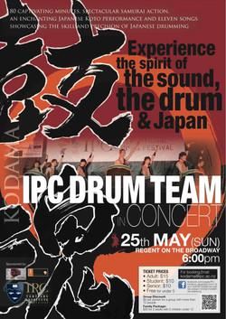 Poster_drum_concert_2014