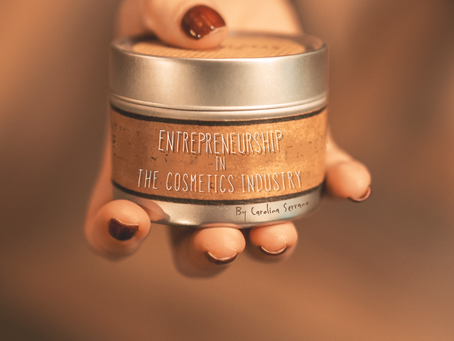 Entrepreneurship in times of pandemic; Let's take a look at the cosmetic industry opportunities