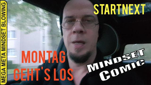 MONTAG IST ES SOWEIT !