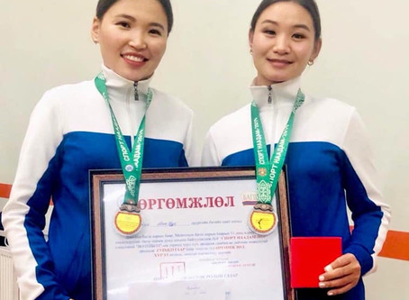 Let's congratulate Orkhon Khasu teachers