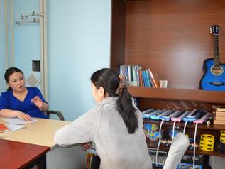 Parent-Teacher Meeting was held