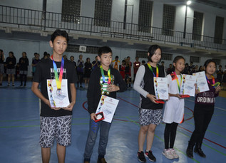 Chess and Checkers School Championship has been successfully held