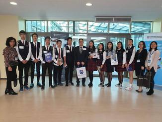 Суралцагчид анхны Cambridge International College Fair-д оролцлоо