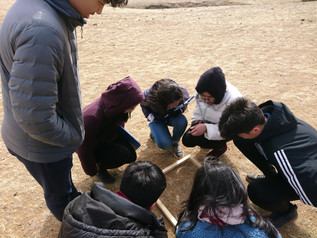 """Students visited the """"Meteorological Institute"""""""