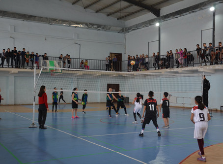 Volleyball Championship has been successfully held