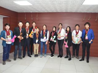 """""""World Scholar's Cup"""" тэмцээнд амжилттай оролцлоо"""