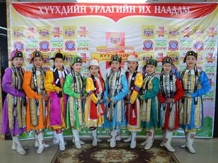"""Primeval Participation in The """"Children's Talent Festival"""""""