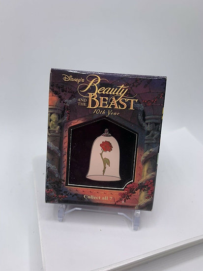 Rose LE 5000 Box Pin Beauty and the Beast Belle