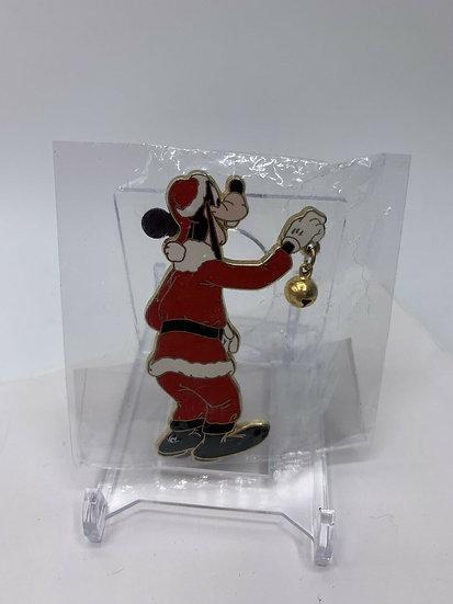 Santa Goofy Jingle Bell Dangle LE 300 Pin DSF DSSH Christmas Tree Holiday