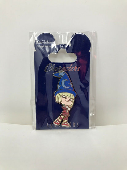 Taffyta WDI Characters in Sorcerer Hat LE 200 Pin Wreck it Ralph