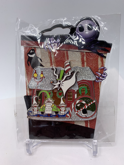 Zero and Carolers LE 300 Pin DSF DSSH 2011 Nightmare Before Christmas
