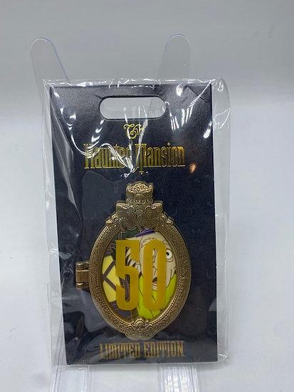 Caretaker Haunted Mansion 50th Anniversary LE 300 WDI Pin D23