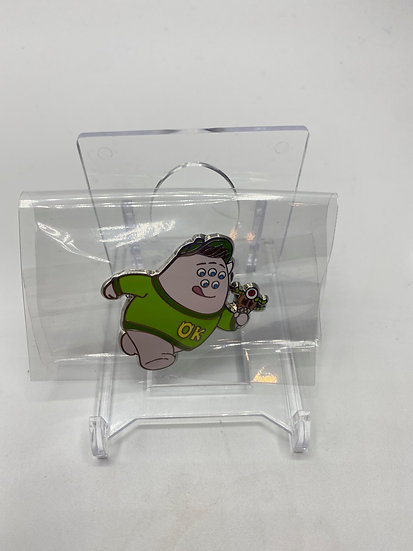 Squishy Pin Trader's Delight PTD LE 400 DSF DSSH GWP Monsters University