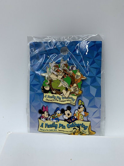 Peter Pan & Lost Boys WDW A Family Pin Gathering LE 750 Pin