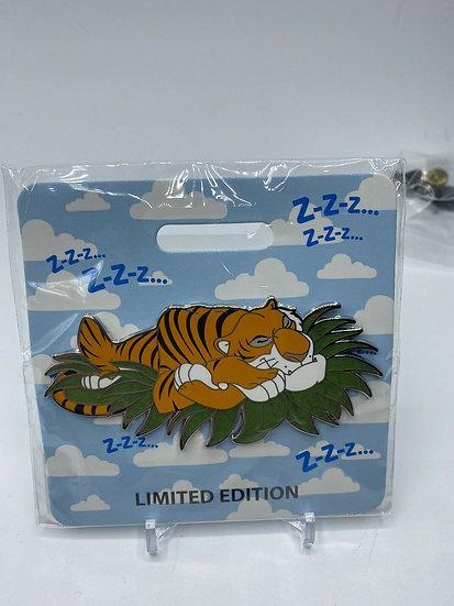 Shere Khan Cat Nap WDI D23 LE 300 Pin The Jungle Book Tiger